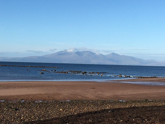 Seamill Beach View