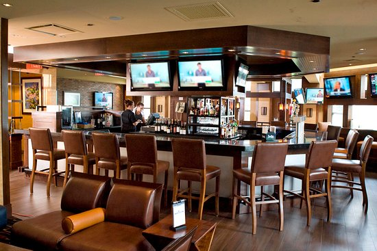 Doubletree by Hilton Hotel Hartford - Bradley Airport: Shade Bar