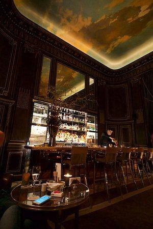 バー、ル ムーリス、Hotel Le Meurice in Paris