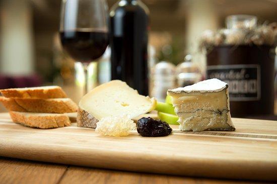 Del Mar, CA: Coastal Kitchen - Local Cheese Board