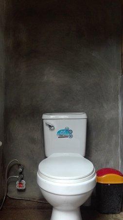 Bathroom - Picture of Bayog Beach Campsite- Sibaltan, El Nido, Palawan Island - Tripadvisor