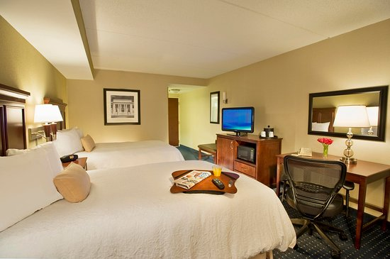 Hampton Inn Dulles-Cascades: Double Double Bed Guestroom