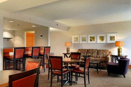 Murfreesboro, TN: Executive Lounge