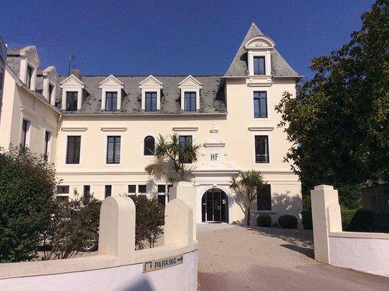 시토텔 호텔 드 프랑스