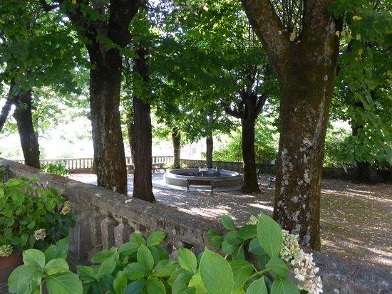Bivigliano, Italy: Garten