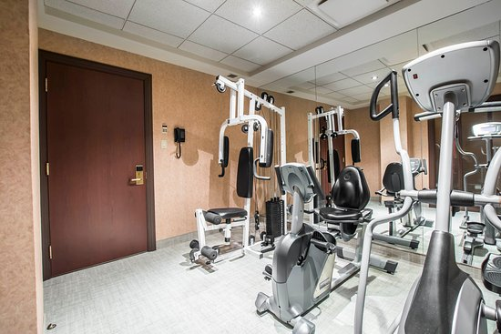 Hotel Royal William: Fitness Center