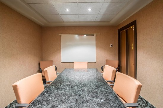 Hotel Royal William: Meeting Room