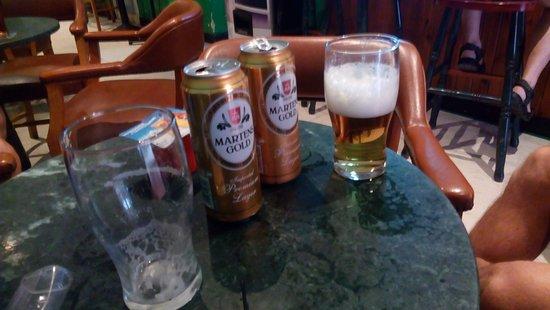 The Baron Bar: Vždy dobře vychlazené! Always well chilled