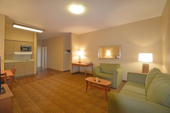Extended Stay America - Anchorage - Downtown: 1 Bedroom Suite - 1 King Bed