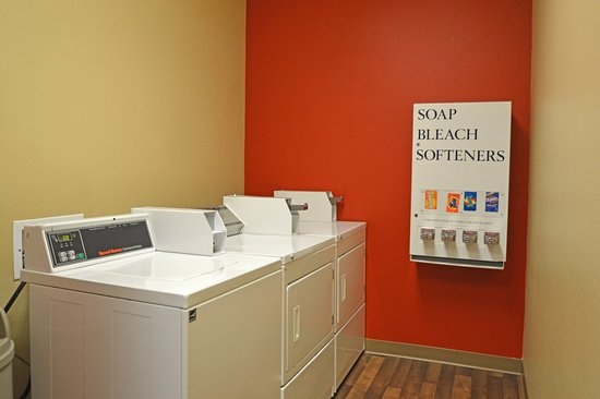 Extended Stay America - Anchorage - Downtown: On-Premise Guest Laundry