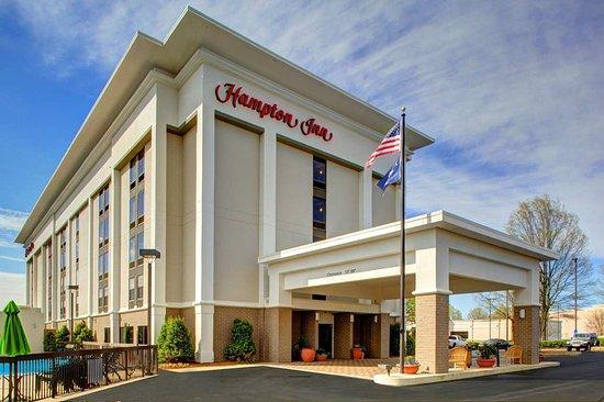 Hampton Inn Greenville I-385 - Woodruff Rd. : Hotel Exterior