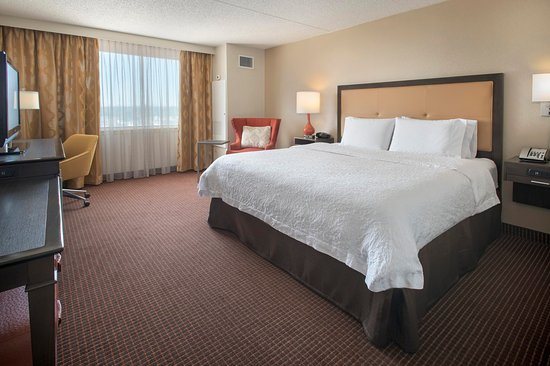 Hampton Inn NY - JFK: King Guest Room