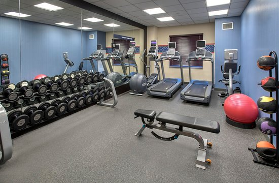 Hampton Inn NY - JFK: Fitness Center