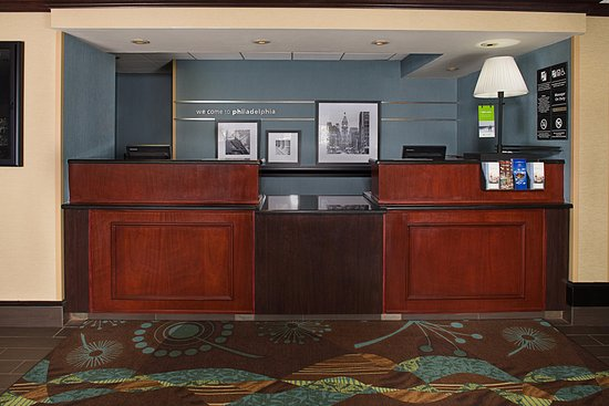 Willow Grove, Pensylwania: Hotel Lobby