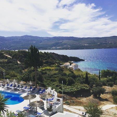 Hotel Andromeda: schöner Poolbereich