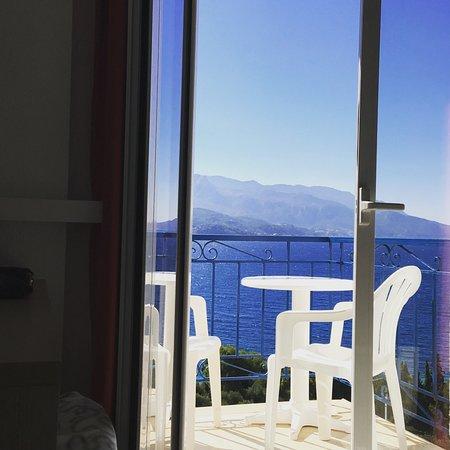 Hotel Andromeda: Traumhafte Aussicht
