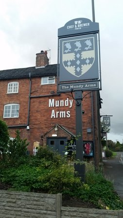 Mackworth, UK: The Mundy Arms