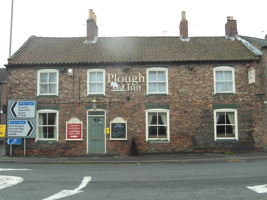 HOMEMADE CHIPS TO DIE FOR!!!!! - Review of The Plough Inn