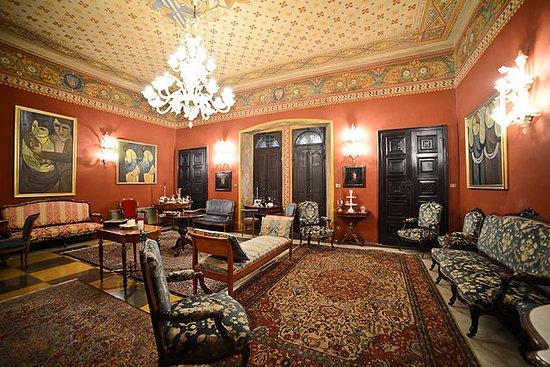 Villa Pieve Country House: Salone Villa