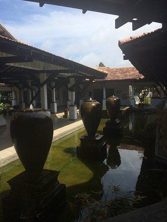 Relaxing stay in Sri Lanka