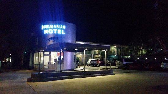 Blue Marlin Motel Resmi