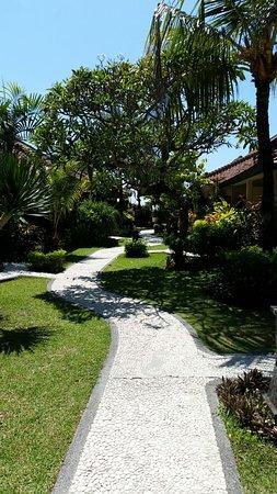 COOEE Bali Reef Resort: Zentrum der Anlage
