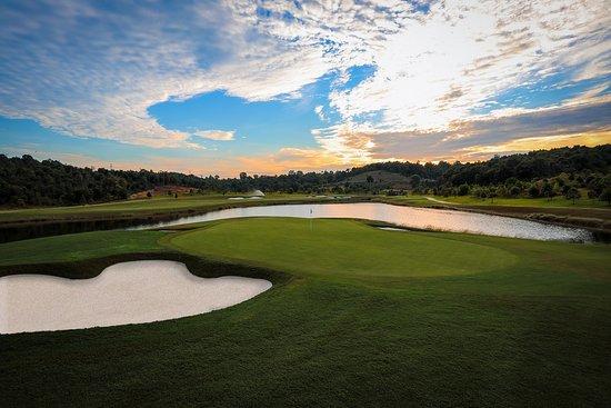 Bandar Penawar, Malaysia: Malaysia's new golfing masterpiece - The Els Club Desaru Coast