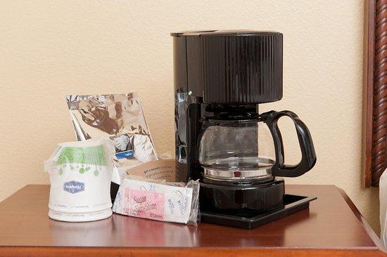 Walterboro, SC: In-Room Coffee Maker