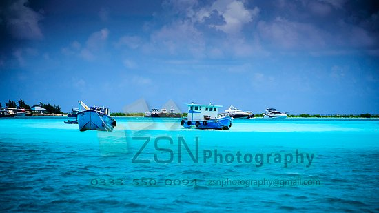 Atolón Kaafu: Western jetties