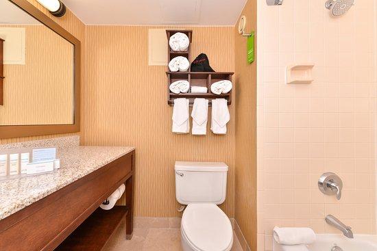 Hampton Inn Denver West Federal Center: Guest Bathroom