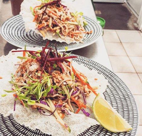 Campbelltown, Australia: Soba noodle salad