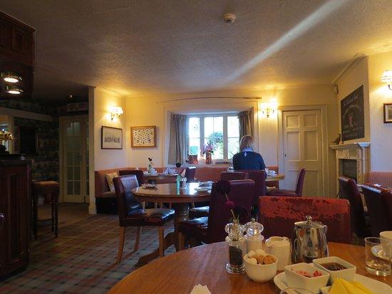 Meikleour, UK: Breakfast