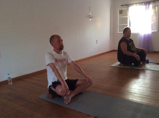 Aegiali, Grekland: Soltionfocused Yogaretreat