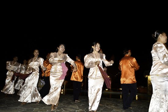 Kungkungan Bay Resort: Culture Show