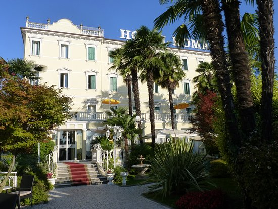 Abano Terme, Italy: Hotel frontage