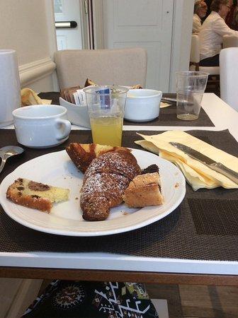 Hotel Italia: Mes choix