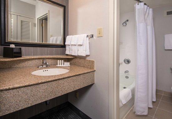 Fairfax, VA: Guest Bathroom