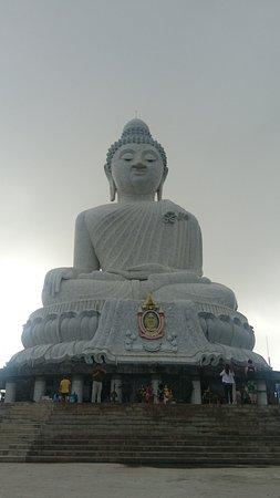 Chalong, Thailand: The Big Buddha