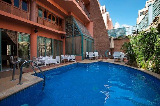 Hotel Le Caspien, hôtels à Marrakech
