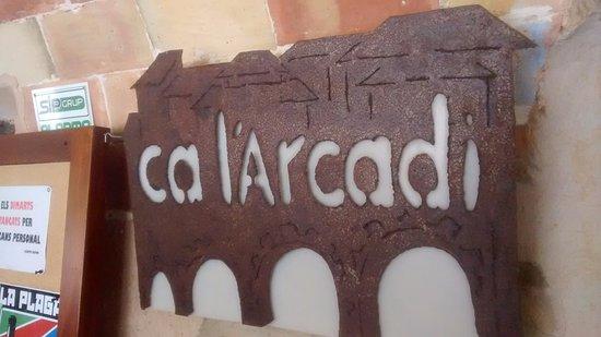 Monells, Espanha: Nombre del establecimiento