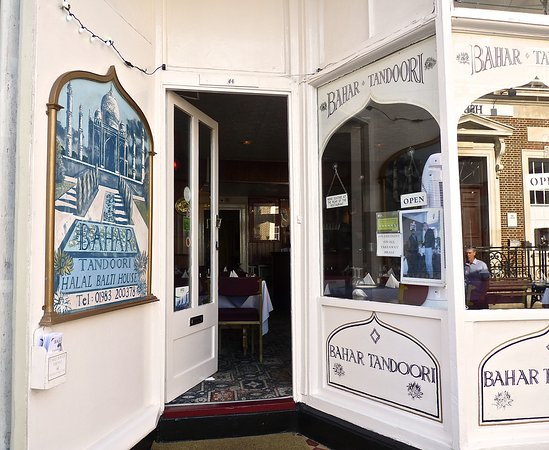 Bahar Tandoori Restaurant: Bahir Tandoori - Halal - alcohol-free, Cowes High Street, Isle of Wight
