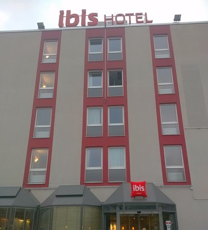 ibis Rothrist Olten: View of the Hotel