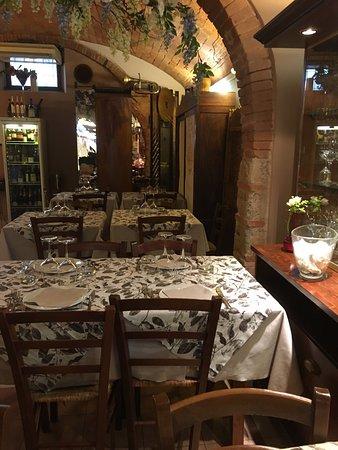 Ponsacco, Italia: Osteria Ponte di Sacco