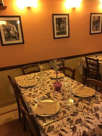 Ponsacco, İtalya: Osteria Ponte di Sacco