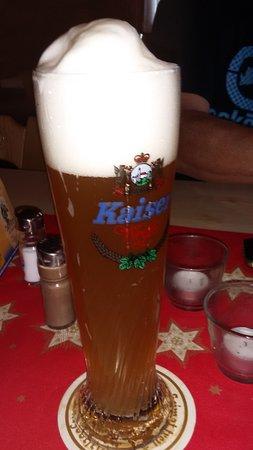 Creussen, Tyskland: Relaxing beer