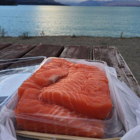 Twizel, Nueva Zelanda: yummy