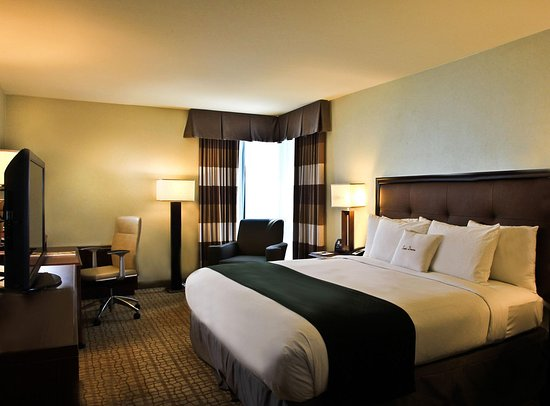 Bethesda, MD: Spacious King Guestroom
