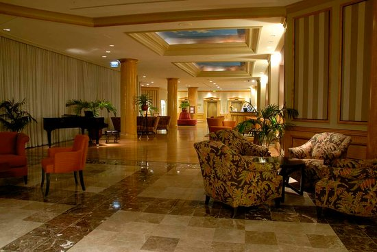 Doubletree Inn at The Colonnade: Welcome to the Inn at The Colonnade