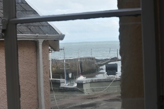 The Bath Hotel: View From Room