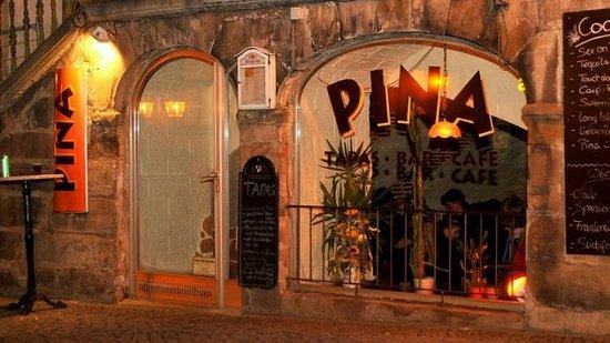 Kulmbach, Allemagne : Pina, außen